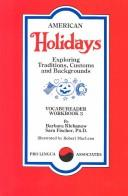 Cover of: American Holidays Text and Tape | Barbara Klebanow