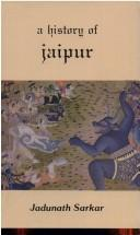 Cover of: History of Jaipur
