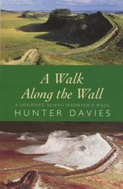 A walk along the wall by Hunter Davies