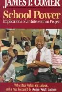 Cover of: School Power | Comer