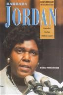 Cover of: Barbara Jordan (Contemporary African Americans)