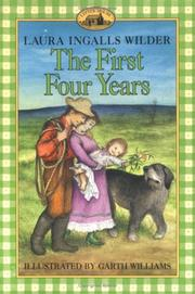 Cover of: The First Four Years (Little House) | Laura Ingalls Wilder