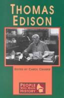 Cover of: Thomas Edison (People Who Made History)