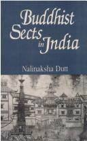 Cover of: Buddhist Sects in India