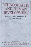 Cover of: Ethnography and Human Development |