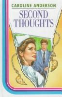 Cover of: Second Thoughts