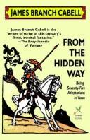 Cover of: From the hidden way