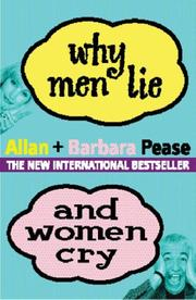 Cover of: Why Men Lie and Women Cry