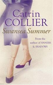 Cover of: Swansea Summer | Catrin Collier