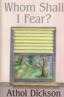 Cover of: Whom Shall I Fear? (Christian Mystery)