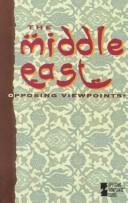 Cover of: The Middle East | Mary E. Williams