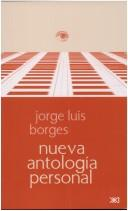 Cover of: Nueva antologia personal