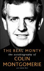Cover of: real Monty | Colin Montgomerie