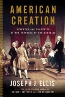 Cover of: American Creation