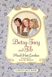Cover of: Betsy-Tacy and Tib (Betsy-Tacy #2)