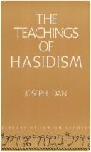 Cover of: The Teachings of Hasidism