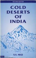 Cover of: Cold Deserts of India by S.S. Negi