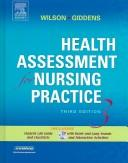 Cover of: Student Lab Guide for Health Assessment for Nursing Practice | Susan F. Wilson