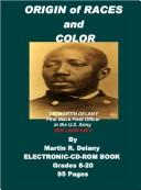 Cover of: The Origin of Races and Color