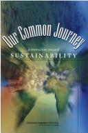 Cover of: Our Common Journey | Nrc Board on Sustainable Development
