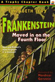 Cover of: Frankenstein moved in on the fourth floor