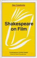 Cover of: Shakespeare on Film