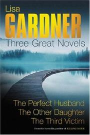 Cover of: Three Great Novels - The Thrillers