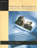 Cover of: Strategic Management | Lester A. Digman