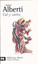 Cover of: Cal y canto