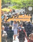 Cover of: Sociology