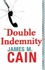Cover of: Double Indemnity (Read a Great Movie)