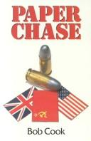 Cover of: Paper Chase | Bob Cook