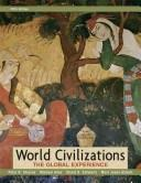 Cover of: World Civilizations: The Global Experience | Peter N. Stearns