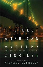 Cover of: The Best American Mystery Stories