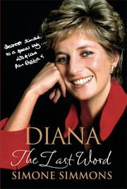 Diana by Simone Simmons, Ingrid Seward