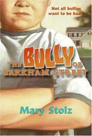 Cover of: The bully of Barkham Street