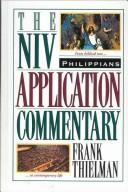 Cover of: The NIV Application Commentary