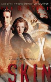 "Cover of: THE ""X-FILES"""