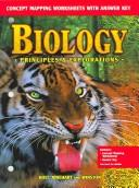 Cover of: Biology Principles & Explorations |