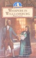 Cover of: Whispers in Williamsburg (Sarah