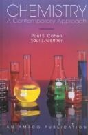 Cover of: Chemistry | Paul S. Cohen, Saul Geffner
