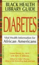 Cover of: Black Health Library Guide: Diabetes