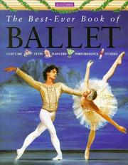 Cover of: The Best-ever Book of Ballet (Best-ever Book Of...)