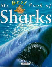 Cover of: My Best Book of Sharks (My Best Book of ...)