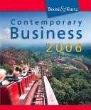 Cover of: Contemporary Business 2006