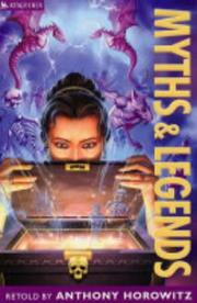 Cover of: Myths and Legends (Red Hot Reads)