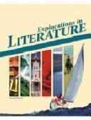 Explorations in Literature by St. John, Raymond A.