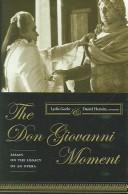 Cover of: The Don Giovanni Moment