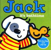 Cover of: Jack-- it's bathtime!