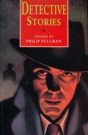 Cover of: Detective stories | Philip Pullman